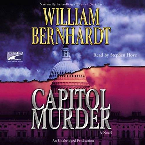 Capitol Murder audiobook cover art