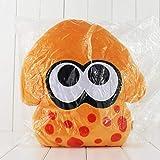 32cm2stylesスプラトゥーンイカインクリングソフトぬいぐるみぬいぐるみイカ枕人形子供向けベストギフト オレンジ