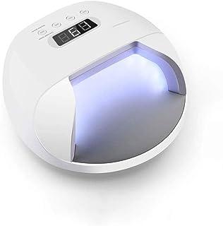 LKNJLL Portable UV Nail Curing Lamp Led Nail Dryers for Gel and Regular Polish with Sensor for Acrylic Nails,Nail Dryer UV Light Curing Lamp
