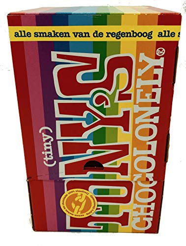 100x Tony's Chocolonely Tiny Tony's Mix 10 Sorten 900g