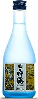 Japan Hakutsuru Superior Junmai Ginjo Juice Party Japanese Rice Fermented Drinks Beverage Cocktail Mocktail Mixer 白鹤纯米吟酿 10 floz