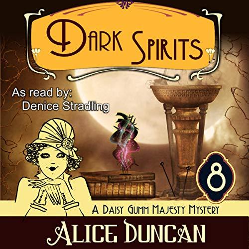 Couverture de Dark Spirits