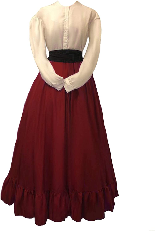 Civil 激安通販 War Era Victorian 別倉庫からの配送 pc Costume 3