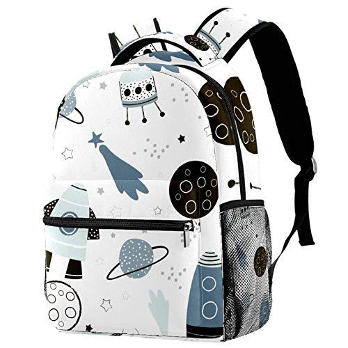 Preschool Backpack for Boys, Toddler Rucksack Kindergarten School Bookbags for Kids Cartoon Universe