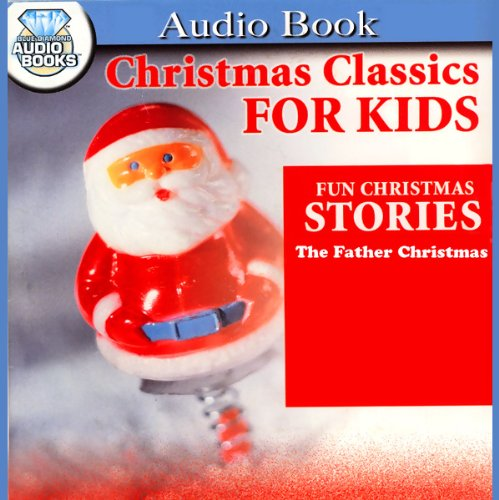 The Father Christmas audiobook cover art