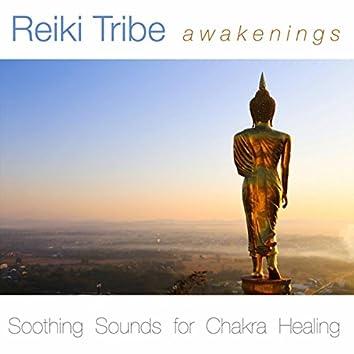 Reiki Tribe Awakenings - Soothing Sounds for Chakra Healing Music Academy
