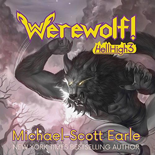 Werewolf! audiobook cover art