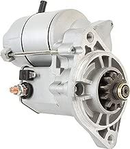 DB Electrical SND0743 Starter for Lister Petter Alpha Range LPA2 LPW2 LPW4 LPWS2 LPWT4 Engine LPWS3 Tractor /757-17980, 757-21700/128000-8101, 228000-1880, 228000-1881 /STR-8104