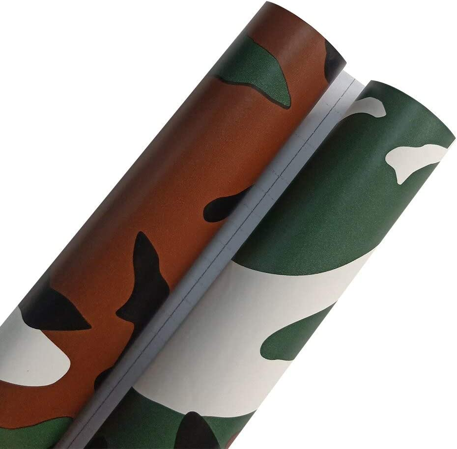 Afonina Car Camouflage Vinyl Color Colo Wrap Film unisex Classic