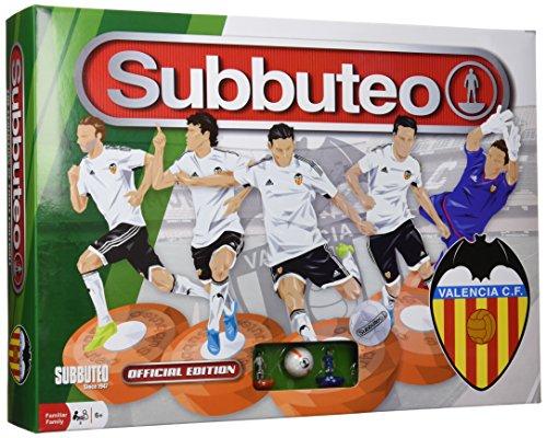 Subbuteo - Playset Valencia CF (Eleven Force 81229)