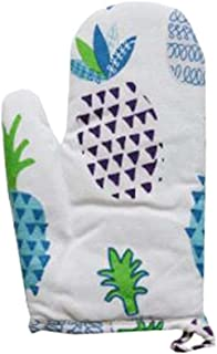 Dragon Troops Cotton Oven Mitts Heat Resistant to 500°F,Kitchen Oven Glove for Baking,E