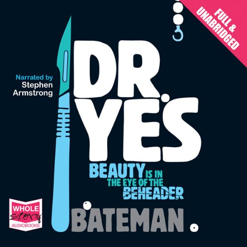 Dr Yes audiobook cover art
