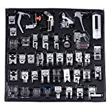 Multifunctional Sewing Machine Parts Presser Feet Compatible Brother, Babylock, Singer, Janome, Elna, Toyota