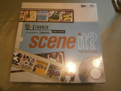 Scene It? DVD Game: Turner Classic Movie Channel Edition by Screenlife