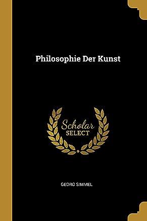 Philosophie Der Kunst