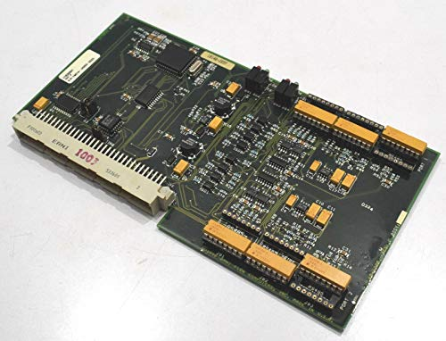 Omni Flow Computer 68-6205 11620501 REV : F Combo Module Board Panel
