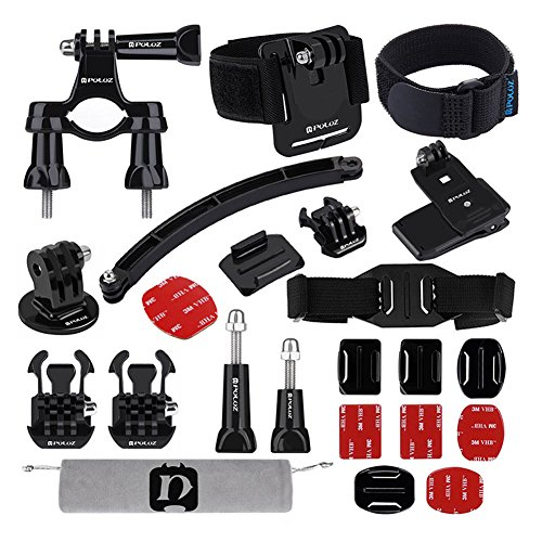 Willowhe 24-in-1 - Kit de soporte para bicicleta, correa para casco, brazo...