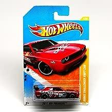 Mattel Hot Wheels 2011 New Models Dodge Challenger Drift Car RED 6/50 (6/244)
