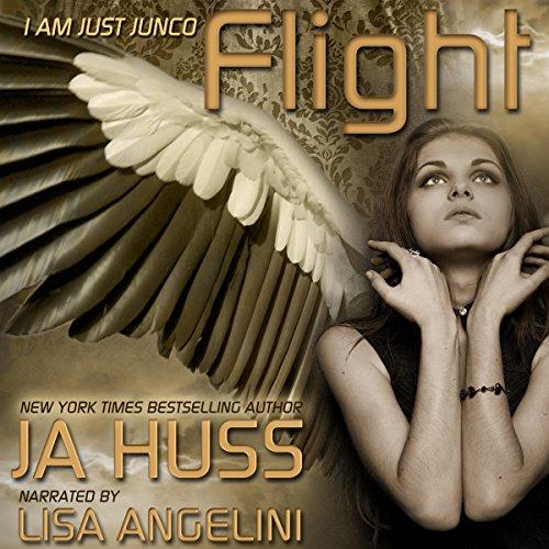 FLIGHT audiobook cover art