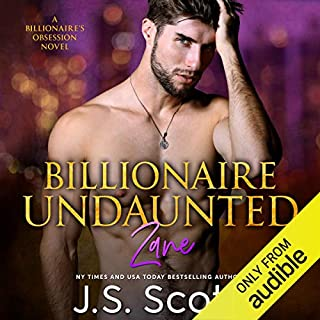 Billionaire Undaunted cover art