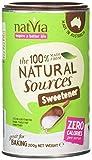 Natvia 100 % Natural Sweetener Canister 300g
