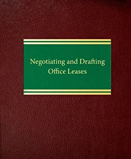 Negotiation and Drafting Office Leases