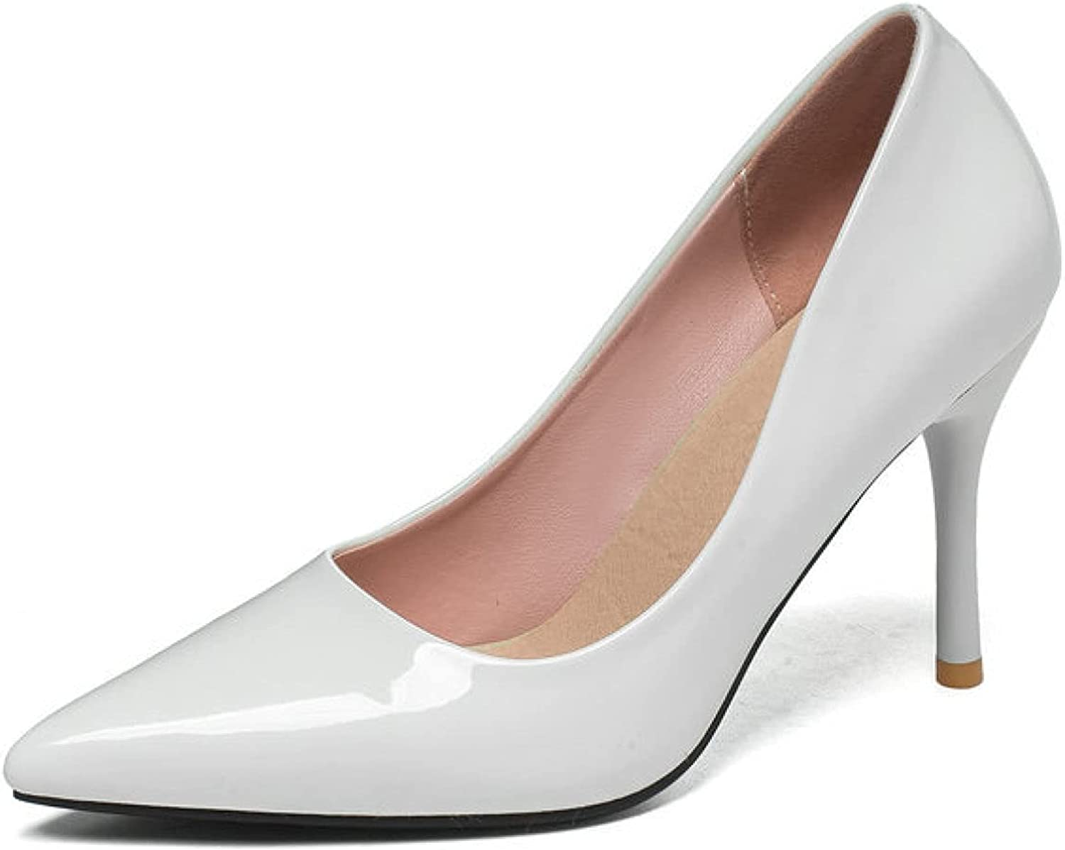 Max 65% OFF CYBLING Woman Comfortable Mary Jane security Pump Shoes Heel Formal High