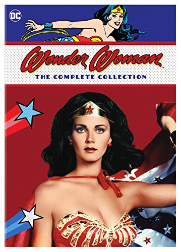 Wonder Woman: The Complete Collection (DVD) (Repackage)