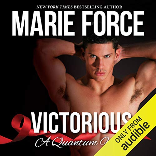 Victorious audiobook cover art
