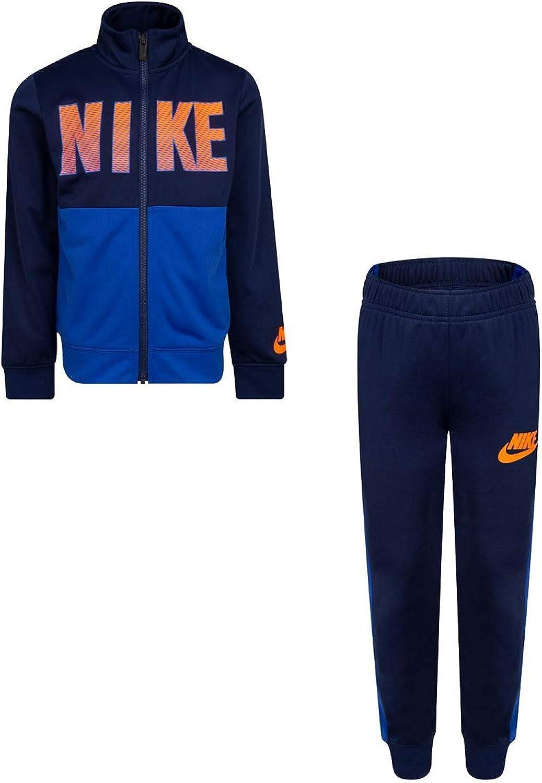 Nike Boy`s Core Tracksuit Jacket & Pants 2 Piece Set