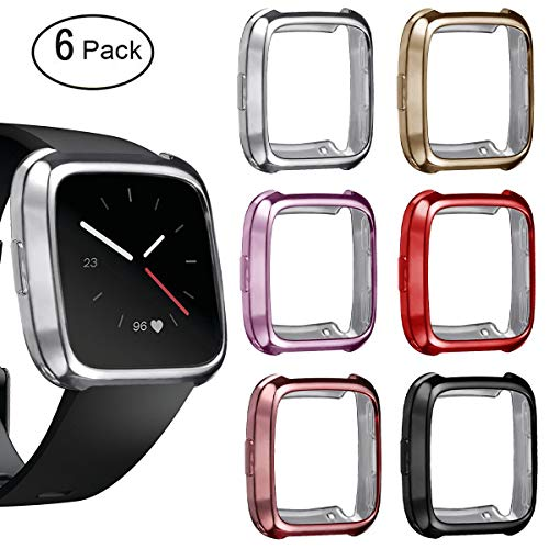 10 best fitbit versa case cover for 2020