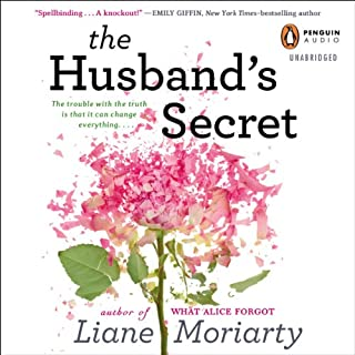 The Husband's Secret                   De :                                                                                                                                 Liane Moriarty                               Lu par :                                                                                                                                 Caroline Lee                      Durée : 13 h et 44 min     26 notations     Global 4,6