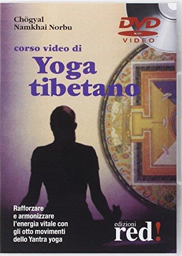Corso video di yoga tibetano. DVD