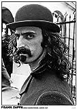 Frank Zappa Poster Horse Guards Parade London 1967