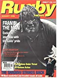 RUGBY NEWS AUGUST 1996