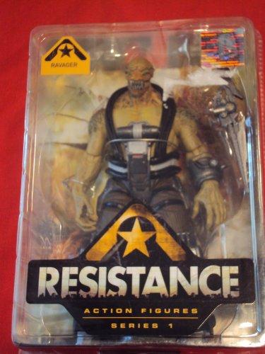 Resistance Series 1: Ravager figurine