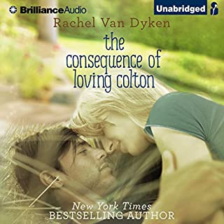 The Consequence of Loving Colton audiobook cover art