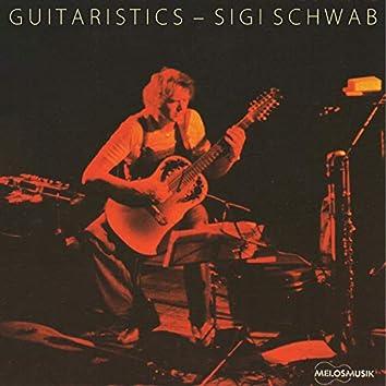 Guitaristics