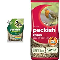 Attracts more birds. The mix contains over 12 seeds & grains to attract up to 16 species of bird. Multi use. Can be used in a feeder, on a bird table or on the ground. Attract Robins to your garden. Can be used on a bird table and on the ground.