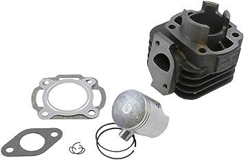 2extreme Zylinder Kit 50ccm 12mm Kompatibel Für Explorer A T U Race Gt50 Auto