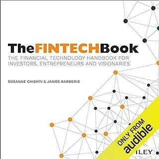 The FINTECH Book audiobook cover art