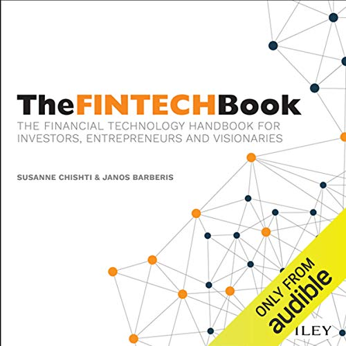 The FINTECH Book cover art