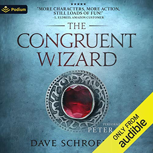 The Congruent Wizard cover art
