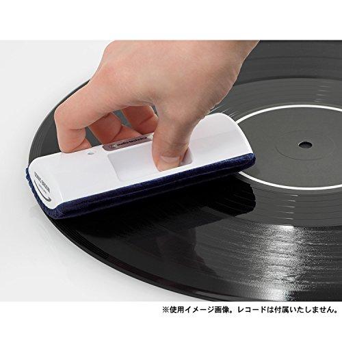 オーディオテクニカAT6012aレコードクリーナー(湿式/乾式)