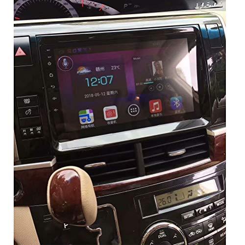 Android 8.1 Stéréo Automatique pour Toyota Estima 2006 2007 2008 2009 2009 2010 2011 2012 2012 Stéréo Autoradio GPS Navigaton WiFi 3G RDS Miroir Lien FM AM Vidéo Bluetooth