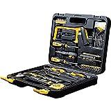 WMC TOOLS Werkzeugkoffer Set 40 -teilig Tools Werkzeug Koffer gefüllt Werkzeugset Profi Werkzeuge Werkzeugkasten kompakt