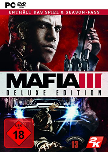 Mafia III - Deluxe Edition - [PC]