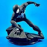 Disney Infinity: Marvel Super Heroes (2.0 Edition) Spider-Man Black Costume Figure by Disney Interac...