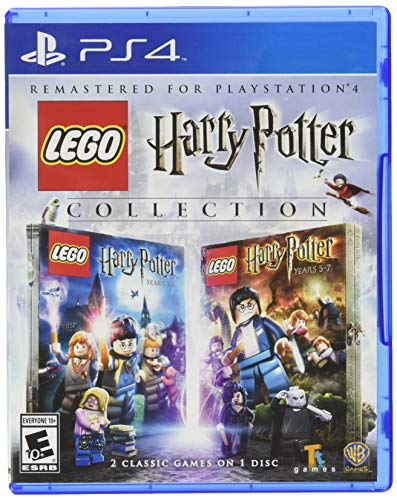 Product Image of the LEGO Harry Potter Collection - PlayStation 4