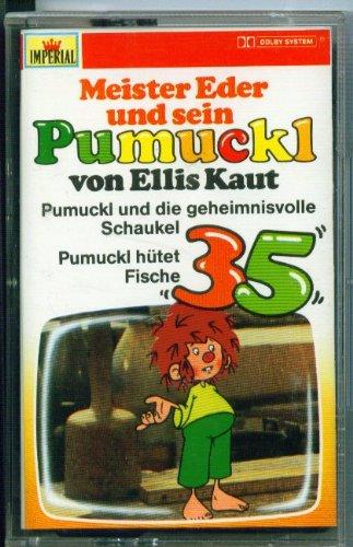 Pumuckl, Folge 35: Pumuckl und die geheimnisvolle Schaukel / Pumuckl hütet Fische [Musikkassette]